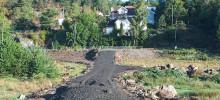 Bjørndalen infrastruktur